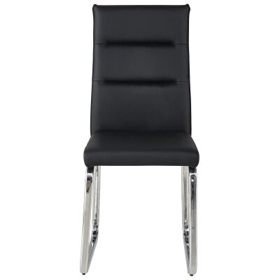Kenzie PU Leather Dining Chair