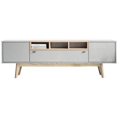 Janis 2 Door 1 Drawer Sideboard, 195cm