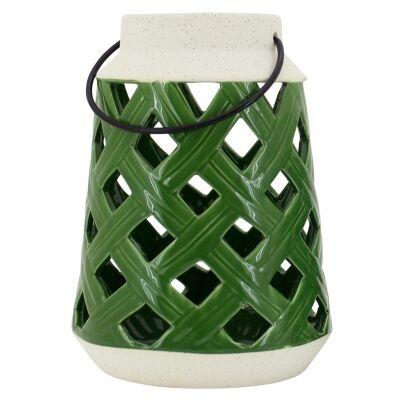 Lorri Ceramic Lantern, Large