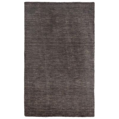 Lille Handwoven Wool Rug, 230x170cm, Gris