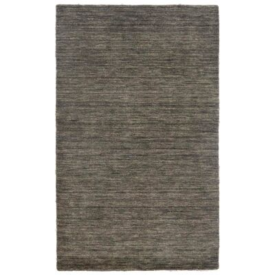 Lille Handwoven Wool Rug, 330x240cm, Stone
