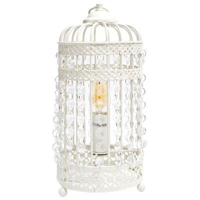 Harmony Birdcage Table Lamp