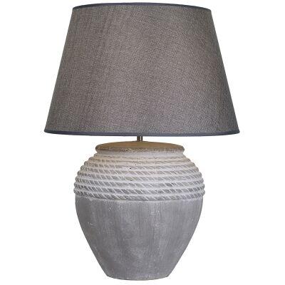 Eliza Ceramic Base Table Lamp