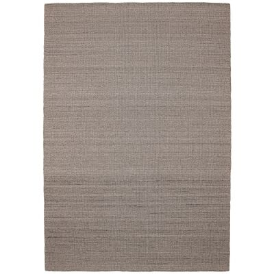 Loom Wool Rug, 225x155cm, Taupe