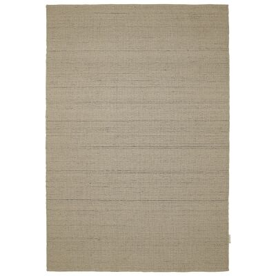 Loom Wool Rug, 290x200cm, Ivory