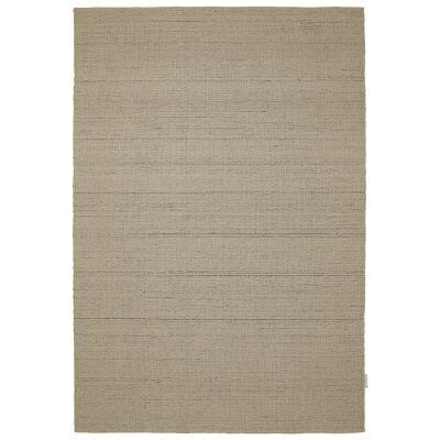 Loom Wool Rug, 330x240cm, Ivory