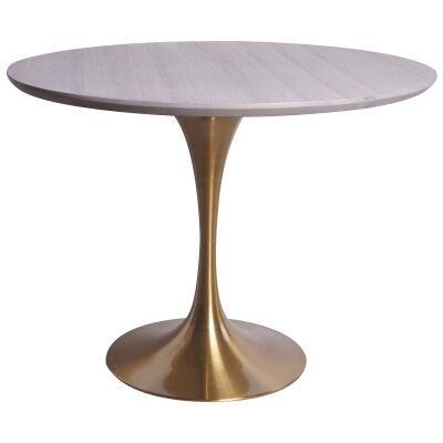 Ambyne Round Dining Table, 100cm