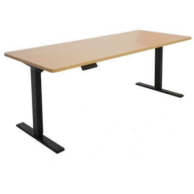Neway Electric Sit-To-Stand Desk, 150cm