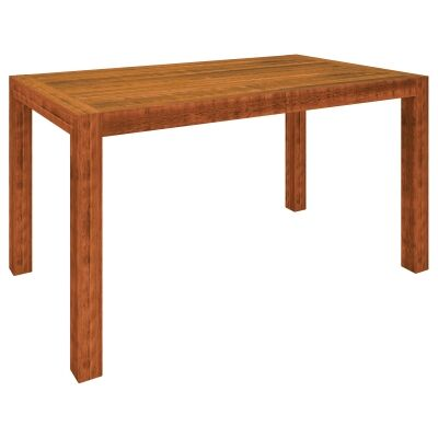Arcadia Solid Timber Bar Table, 180cm, Antique Barley