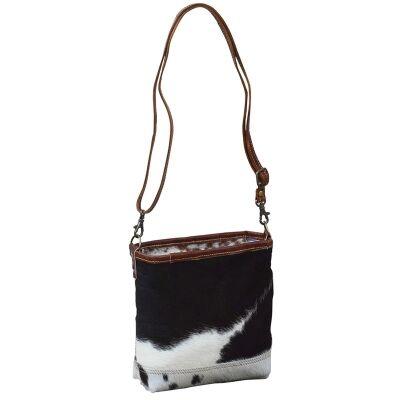 Henley Cowhide Slim Tote Bag