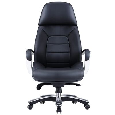 Magnum Leather Executive Office Chair, High Back
