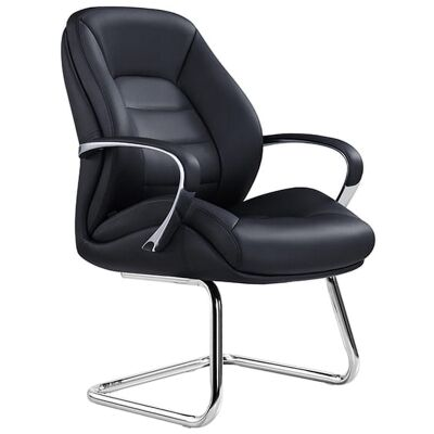 Magnum Leather Visitors Chair