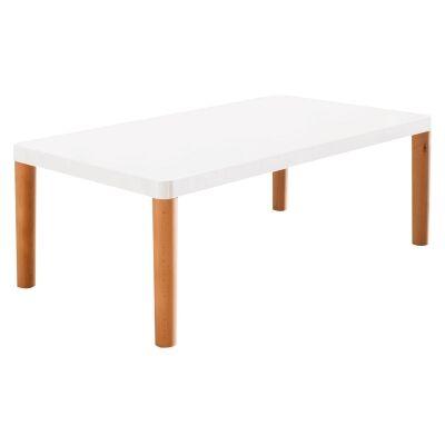 Malmo Wooden Coffee Table, 120cm
