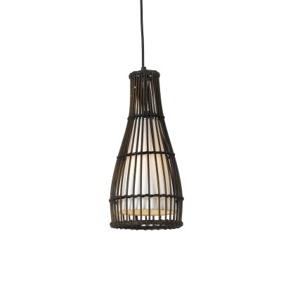 Maluka Rattan Pendant Light, Small