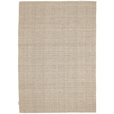 Mantra Modern Wool Rug, 225x155cm, Ginger