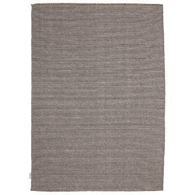Mantra Modern Wool Rug, 225x155cm, Salt & Pepper