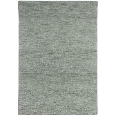 Marled Hand Tufted Wool Rug, 350x450cm, Steel