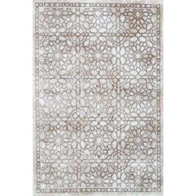Matisse Carnation Turkish Made Modern Rug, 80x150cm, Tan