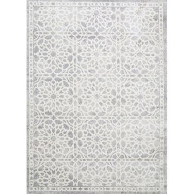 Matisse Carnation Turkish Made Modern Rug, 80x150cm, Grey