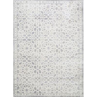 Matisse Carnation Turkish Made Modern Rug, 240x330cm, Grey