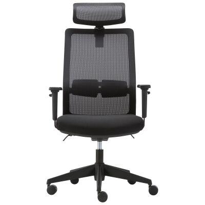 Beckson Commercial Grade Mesh Fabric Ergonomic High Back Office Chair