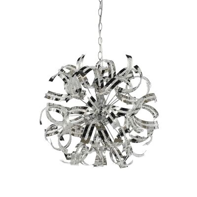 Merino Metal Pendant Light, Large