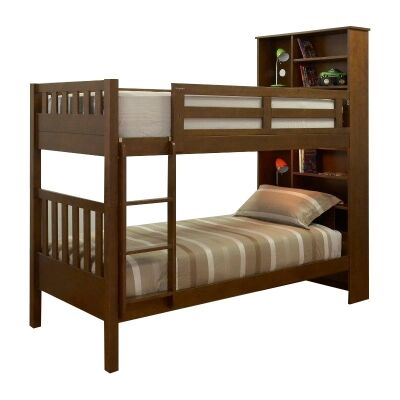 Merlin Timber Bunk Bed, Single