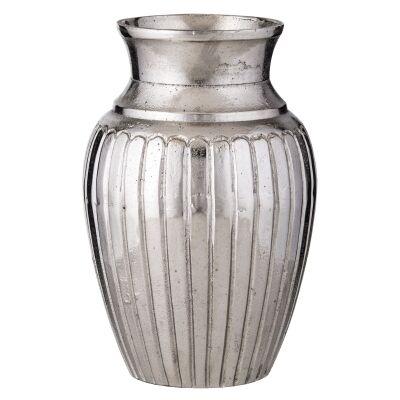 Dorian Metal Vase