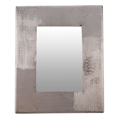 "Bromley Aluminium Photo Frame, 5x7"", Dark Silver"