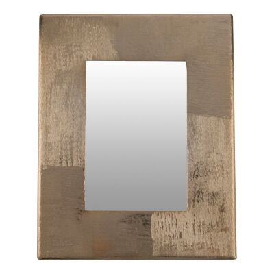 "Bromley Aluminium Photo Frame, 5x7"", Dark Gold"