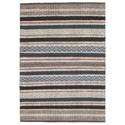 Rhythm Swing Hand Loomed Wool Rug, 300x400cm