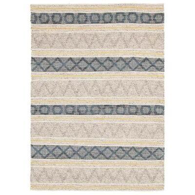 Rhythm Opus Hand Loomed Wool Rug, 155x225cm