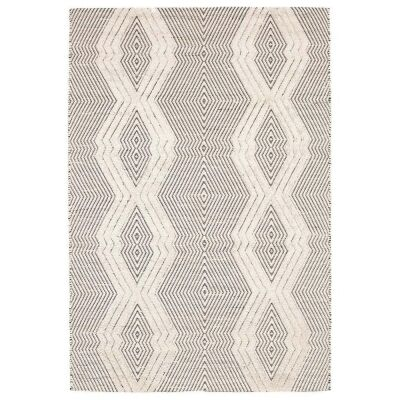 Rhythm Chime Hand Loomed Wool Rug, 155x225cm
