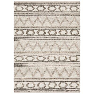 Rhythm Cronus Hand Loomed Wool Rug, 190x280cm