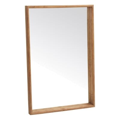 Arlo Wooden Frame Floor Mirror, 180cm