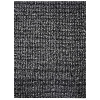 Modern Berber Handwoven Wool Rug, 160x120cm, Griffin