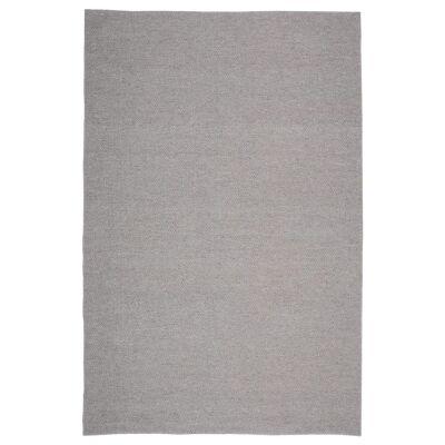 Modena Handmade Wool & Viscose Rug, 230x160cm, Bruin