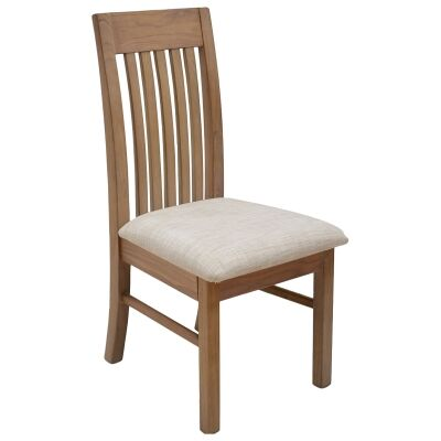 Enrifield Mountain Ash Timber Dining Chair