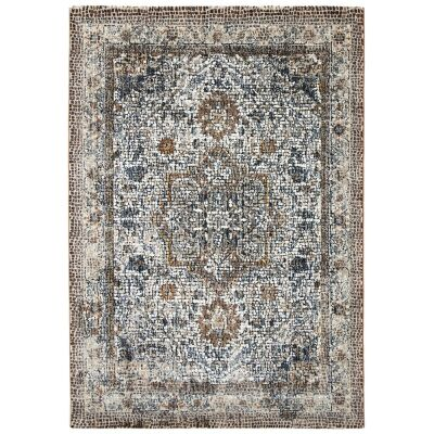 Roman Avi Mosaic Modern Rug, 330x240cm