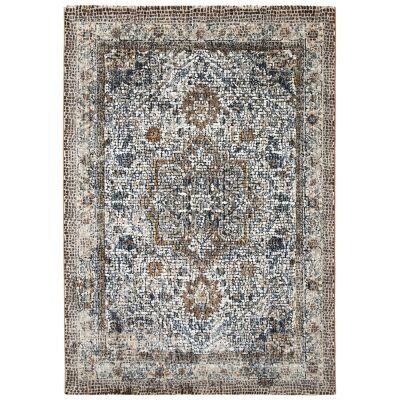 Roman Avi Mosaic Modern Rug, 400x300cm