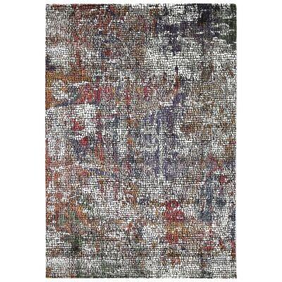 Roman Kajetan Mosaic Modern Rug, 400x300cm, Multi