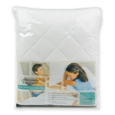 Abercrombie & Ferguson Microfibre Mattress Protector, Queen
