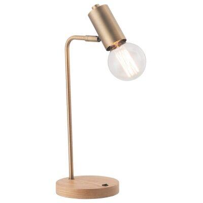 Wyatt Metal Task Lamp