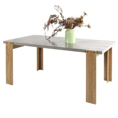 Munich Dining Table, 140cm
