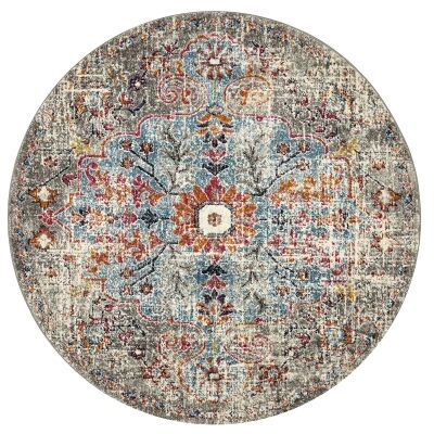 Museum Winslow Transitional Round Rug, 240cm