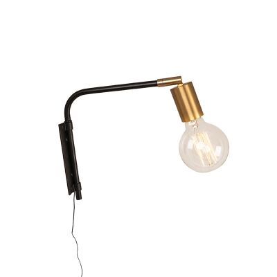 Foster Metal Wall Light, Small