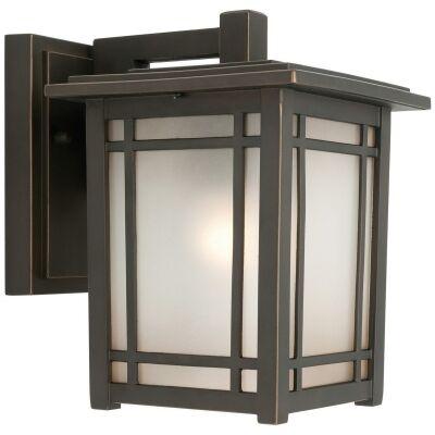 Sierra IP43 Exterior Wall Lantern, Small