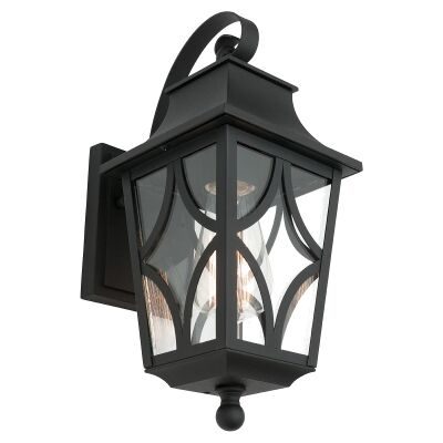 Maine IP44 Outdoor Wall Lantern, Large