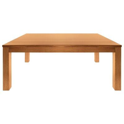Moselia Tasmanian Oak Timber Dining Table, 180cm, Wheat