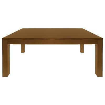 Moselia Tasmanian Oak Timber Dining Table, 210cm, New English Oak